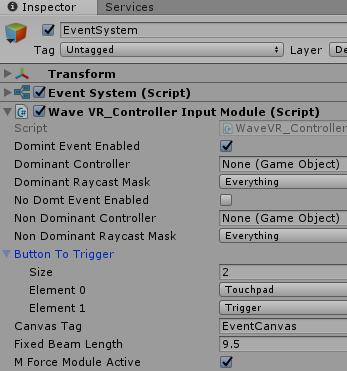 Controller Input Module — Wave VR 3 1 1 documentation