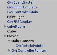 Daydream to WaveVR — Wave VR 3 1 1 documentation