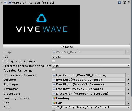 WaveVR_Render — Wave VR 3 0 2 documentation